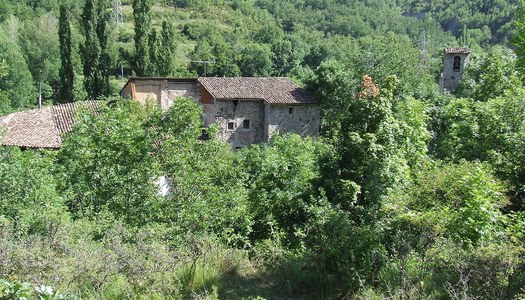 Manteniment dels cementiris dels nuclis de Burguet, Cadolla, Cérvoles i Reguard