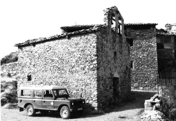 Santa Coloma de Burguet
