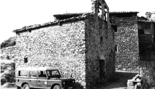 Església de Santa Coloma de Burguet