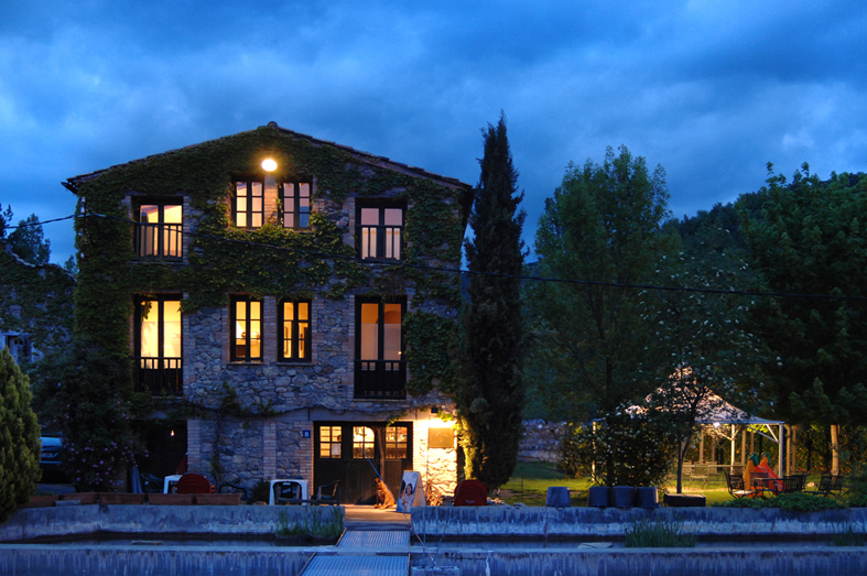 Casa Rural la Fabrica -  Piscifactoria Truites